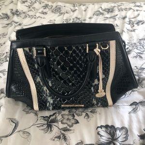 Like new! Brahmin satchel